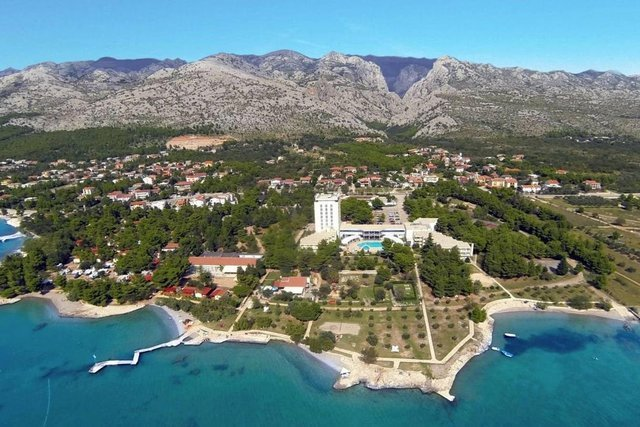 WELCOME TO STARIGRAD PAKLENICA