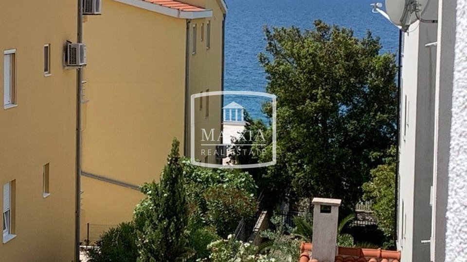 Kožino - apartment of 50m2 just few meters from the sea and the beach 145000€